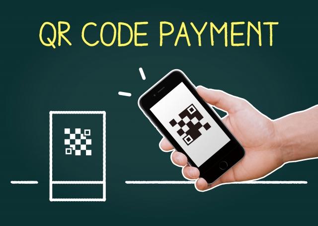 QRコード決済コード